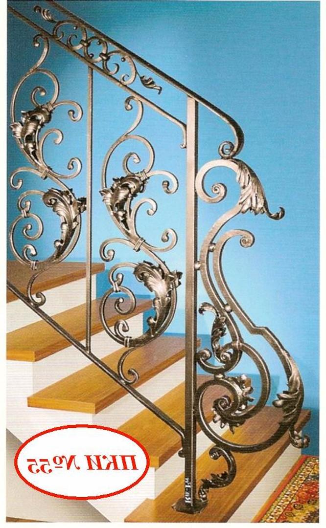 кованые решетки стальной декор